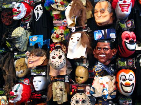 spirit halloween costume shop