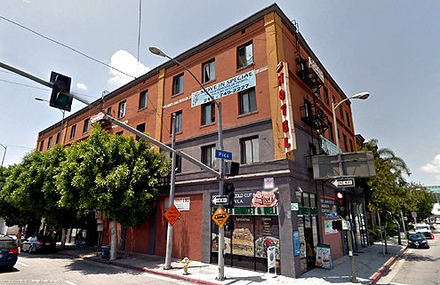 Downtown la 39 s oviatt apartments in south park to be for Boutique hotels downtown los angeles