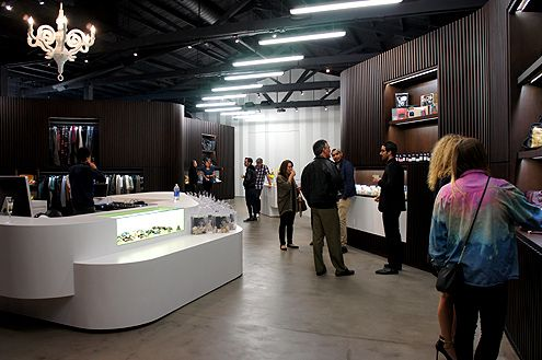 The well retail and salon flagship store now open in for Hair salons open near me