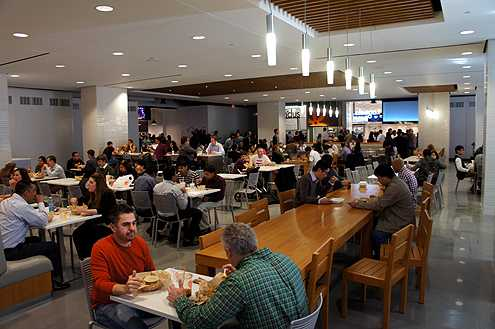 TASTE at FIGat7th has become one of the hottest spots to grab lunch in Downtown LA
