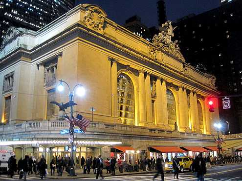 Post WWII, Grand Central Terminal faded away from the hearts and minds of New Yorkers and was almost demolished in the 60s, but today, the station is now relevant as one of New York's top destinations