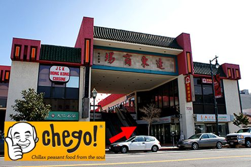 Roy choi of kogi taco truck to open chego in chinatown for Chego los angeles