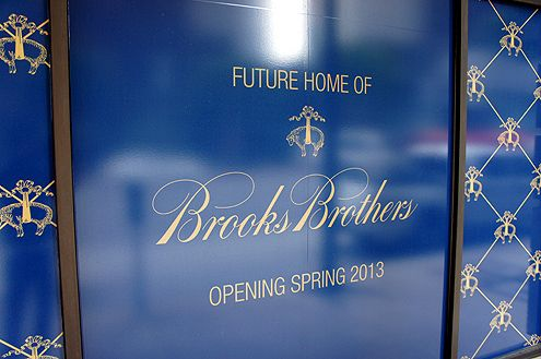 Brooks Brothers is opening a boutique at the Jonathan Club at 6th and Figueroa