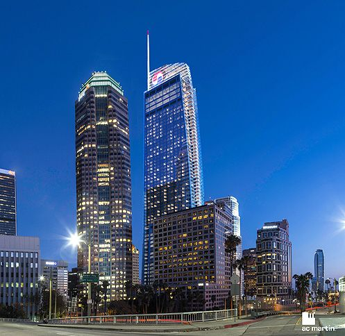 Breaking Intercontinental Hotels Resorts Coming To Wilshire Grand In Downtown La Dtla Rising