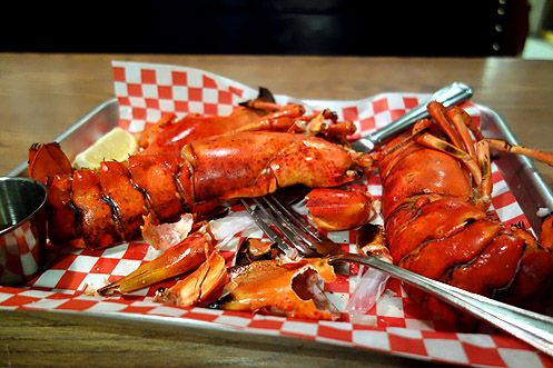 """Lobsta Truck Opens Brick and Mortar """"Shack"""" in Chinatown Downtown LA"""