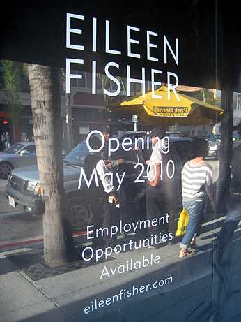 Eileen Fisher Opening In Pasadena Dtla Rising With