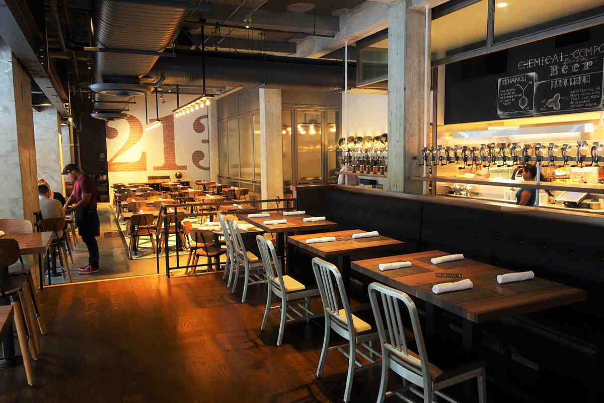 New Gastropub Public School 213 Replaces Daily Grill In Downtown LA