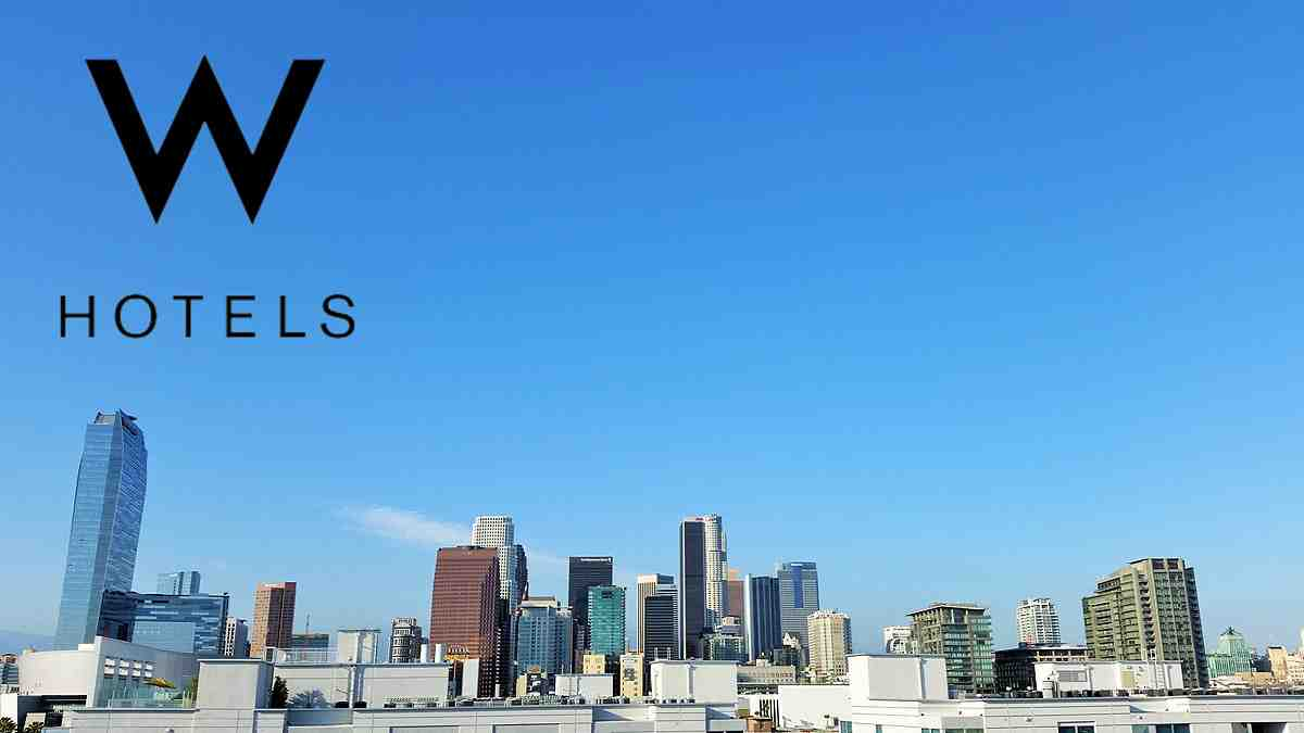 Starwood Hotels In Los Angeles Downtown