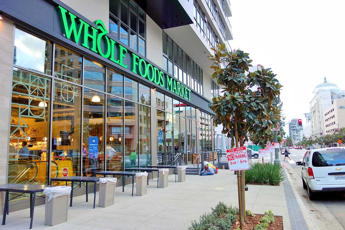 The highly anticipated Whole Foods has opened its 41,000 square foot store in Downtown LA at 8th and Grand