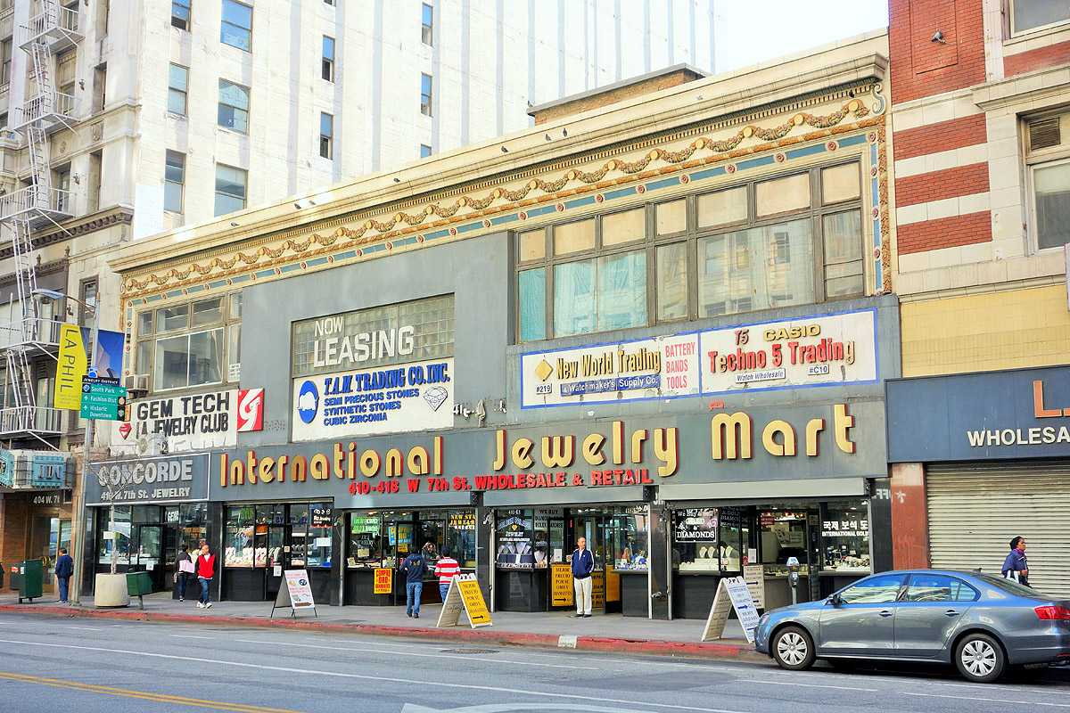 downtown la jewelry dtla jewelry district style guru fashion glitz 1597