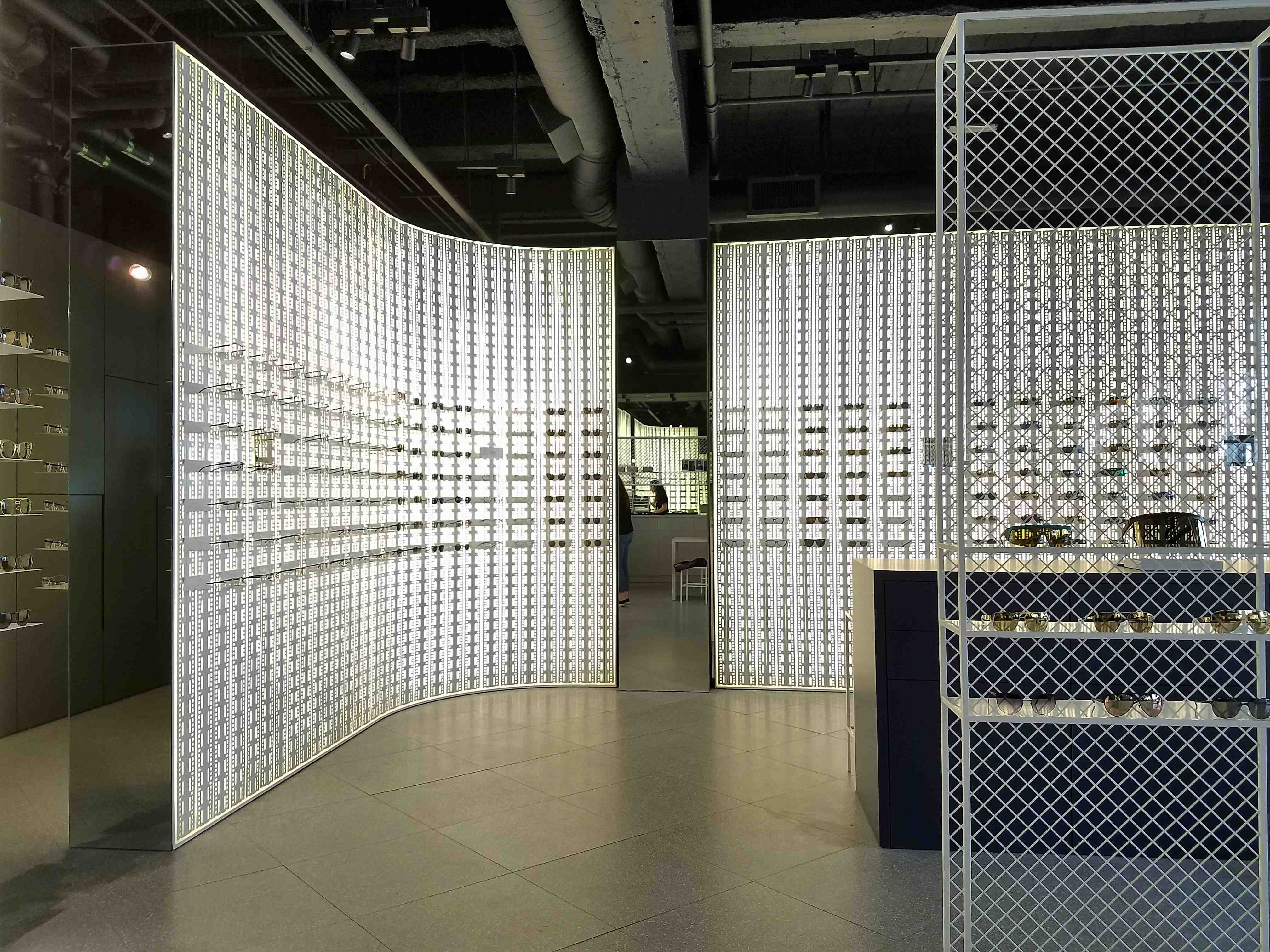 The high-end Berlin eyewear brand MyKita has opened its first West Coast store here in Downtown LA at 9th/Broadway