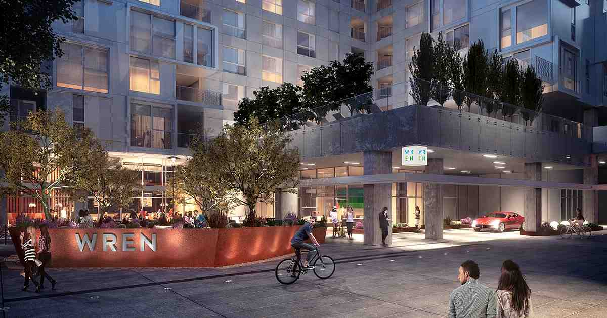 WREN is South Park's new luxury apartment address arriving winter of 2016