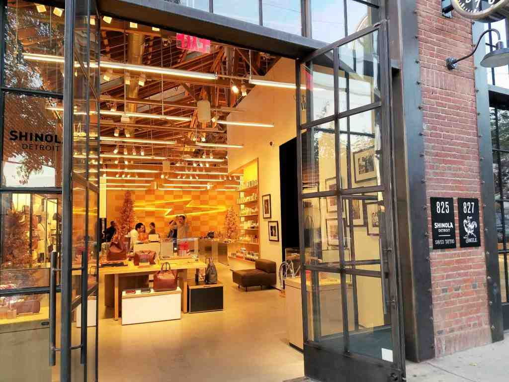 Shinola And Salt Amp Straw Flagship Stores Open In Dtla Arts