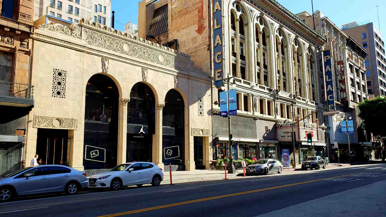 aae6f60d594b New Jordan Flagship Takes Retail to Another Level in Downtown LA